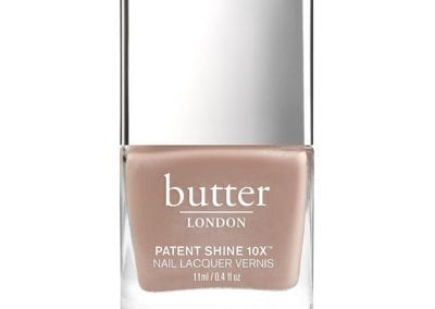 Butter London Review Patent Shine 10x