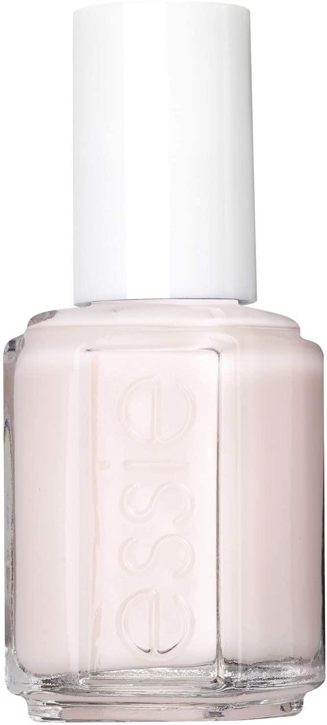 Essie Original Shine and Gloss Nail Varnish Streak Free Application Nail Enamel 6 Ballet Slippers Sheer Pink Nude Nail Polish 13.5 ml
