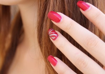 How To Easily DIY Thicken Nail Polish For Nail Stamping