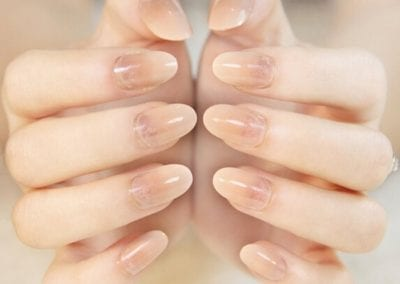Step By Step Guide To A Round Nail Shape