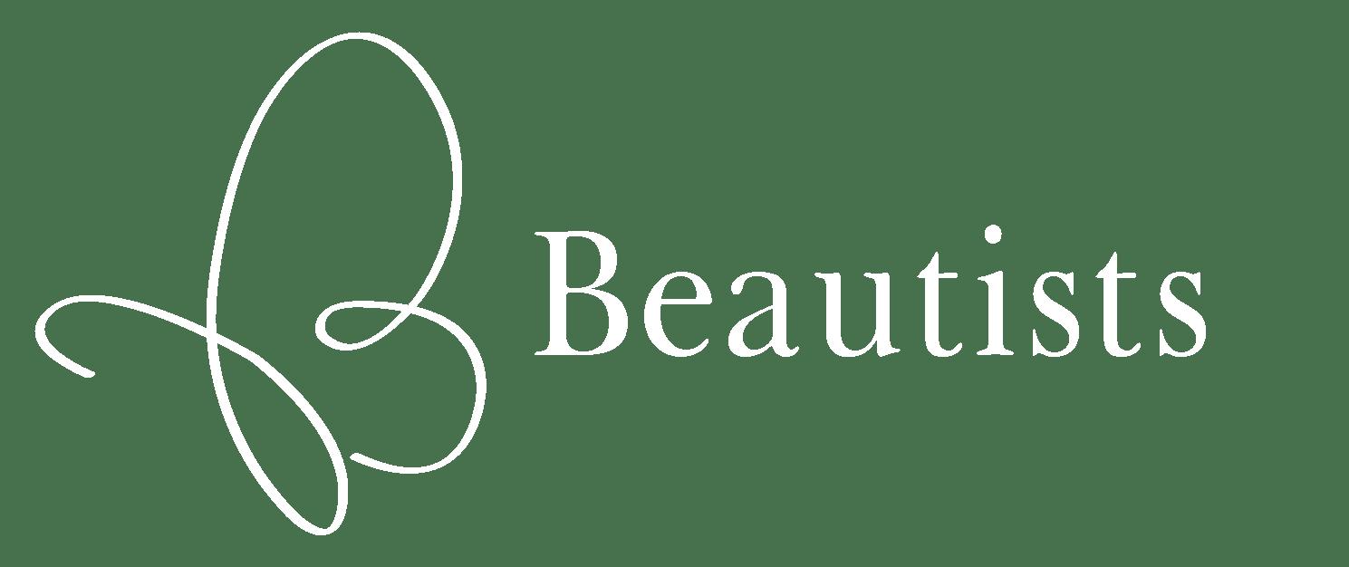 Beautists logo 01 white