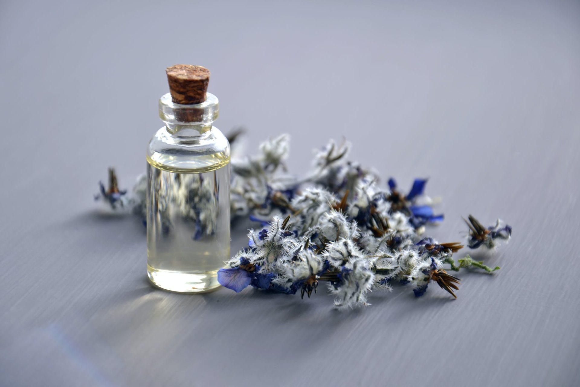 heat protectant oils