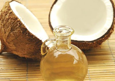 Shaving With Coconut Oil