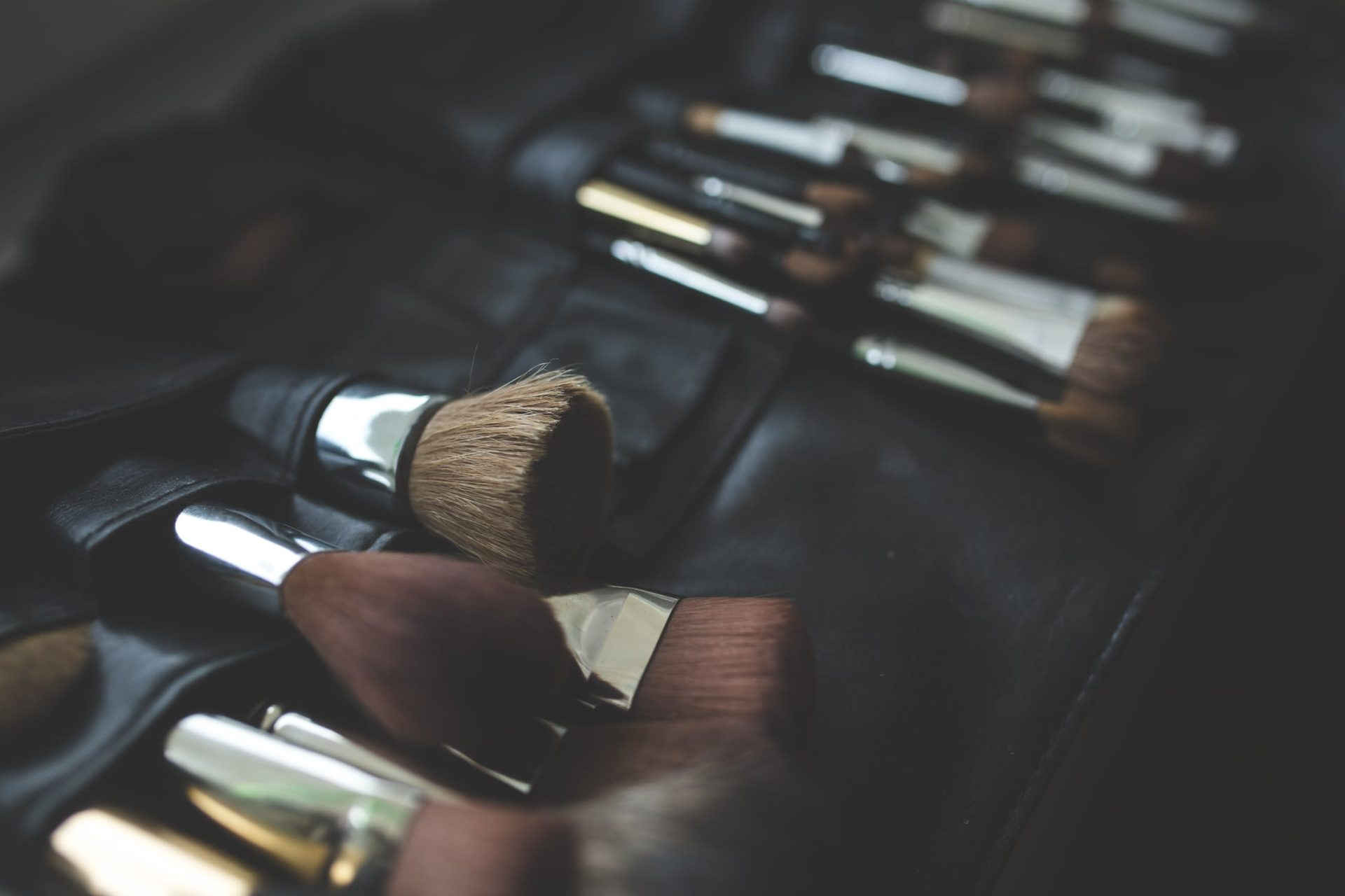 types of makeup brushes and how to use the