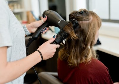 How To Use A Blow Dryer Brush
